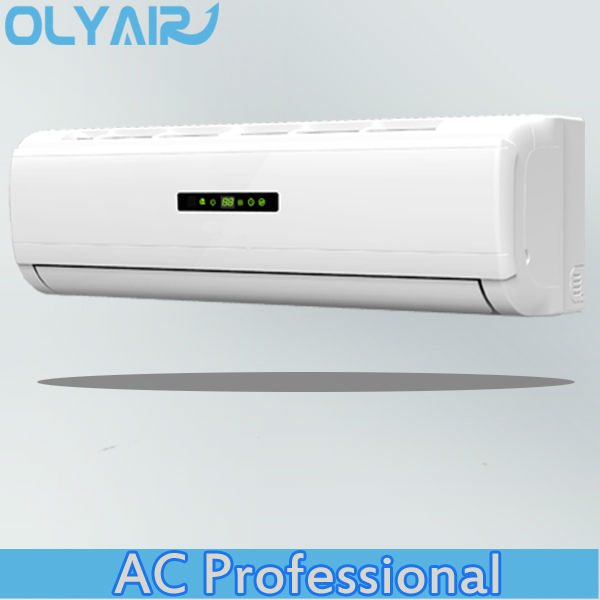 r410a remote control 60hz cooling only split air conditioners