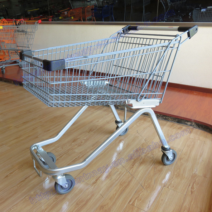 Excellent child metal mini supermarket shopping trolley