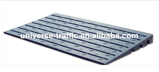 Flexible Rubber Road Ramp shanghai