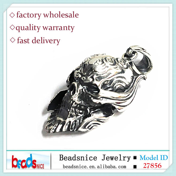 Beadsnice ID 27856 thai vintage perfect for mens necklace 925 sun silver pendant jewelry