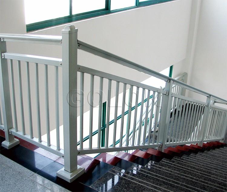 Al aire libre barandillas de escaleras precio al aire for Escalera exterior de acero galvanizado precio