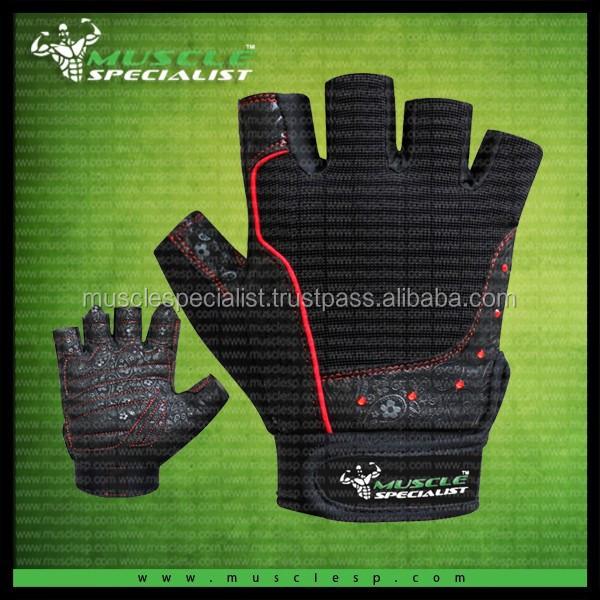 Personalized Fitness Gloves: Gewichtheben Handschuhe/Custom Design Damen Fitness