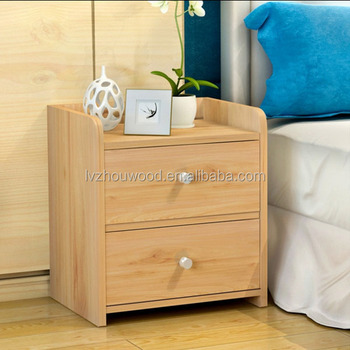 Living Room Furniture Type and MDF Panel Type wooden side table
