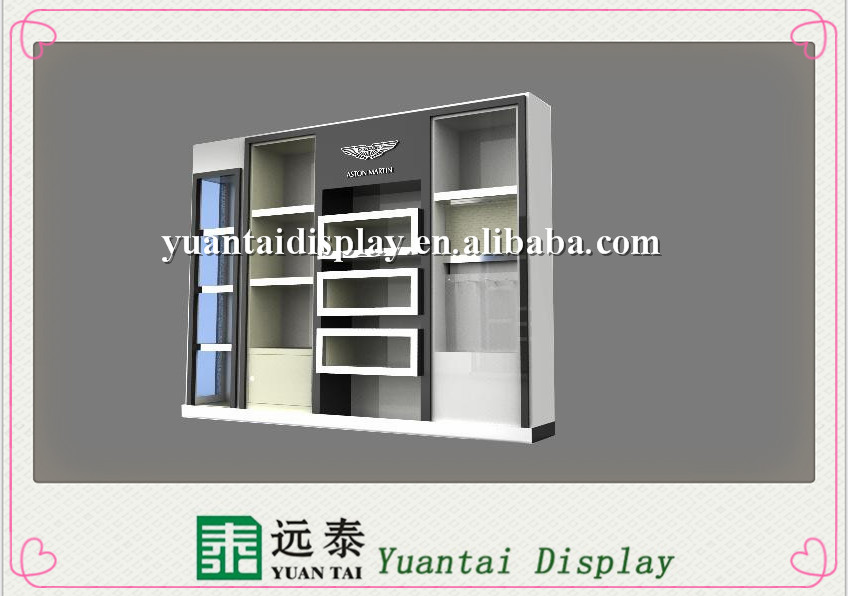 High Quality And Customized Design Wall Wood Showcase