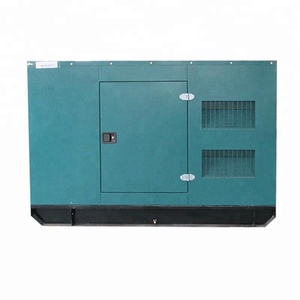 Famous brand super silent diesel generator factory price different power range sound proof generator