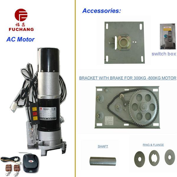 Djm-1000kg-1p Automatic Roll Up Garage Door Opener For