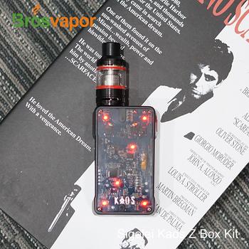 E Cigarette Sigelei Kaos Z Vape Box Mod 200w Vs Kaos Mod Buy