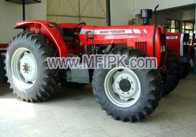 Massey Ferguson Tractor Mf 460
