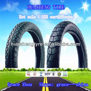 Hot sale Motorcycle tire 350-10 with BIS certificate