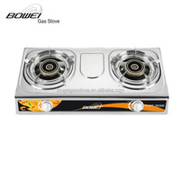 Energy efficient portable electric gas stove