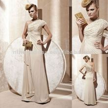 NY-2521 Ladies Sexy Long Beaded Evening Gowns