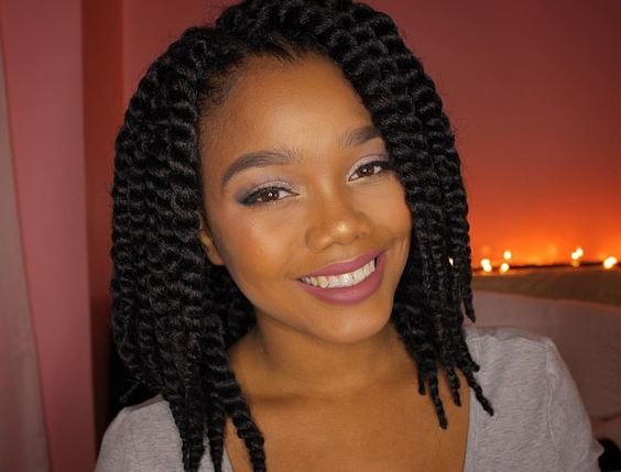 These Photos Will Make You Fall In Love With Short Braids Crochet Hair Twist Havana