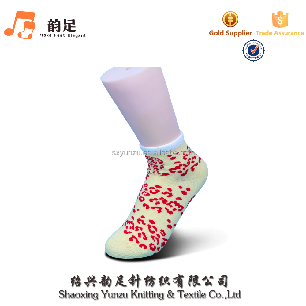 2016 Fancy Fashionable Young Girl Cozy Sock Supplier