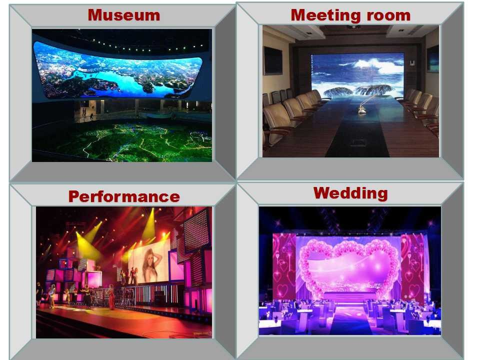 2016 Advertising P3.91 Epistar lamp MBI driver IC Full Color Indoor LED Video Wall Panel on sale