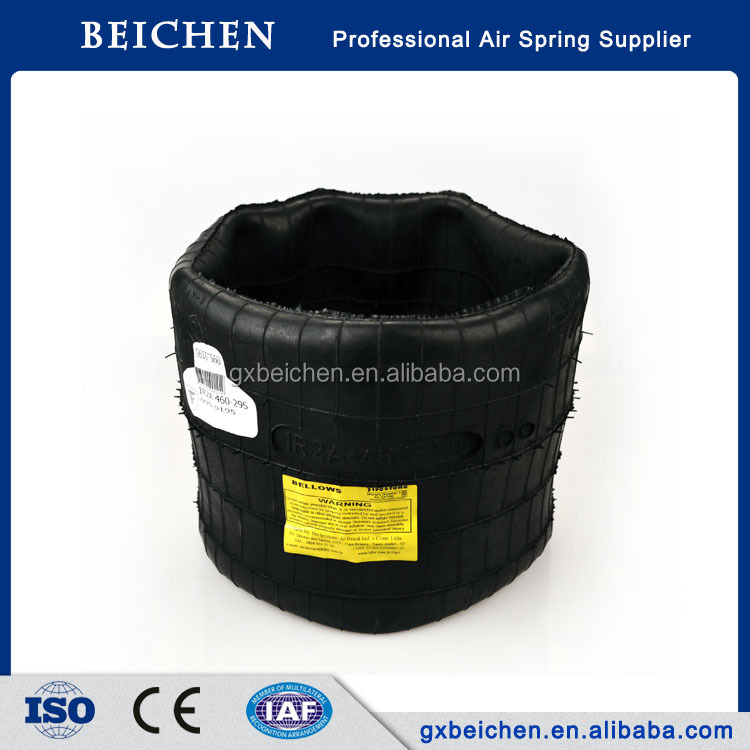 Rubber Air Suspension W010950195 For Vehicle / Reversible Air ...
