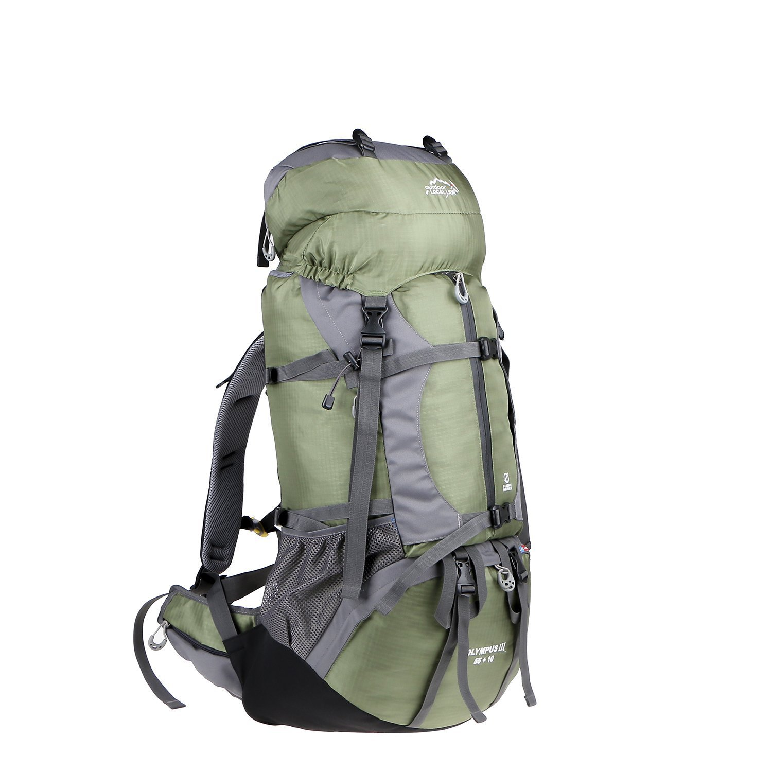 Mountaintop 65l Internal Frame Backpack Hiking Backpack  91d1dfba5b1ab