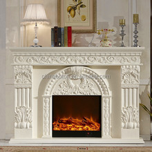 <Direct Factory> wholesale price indoor freestanding decoration Fireplace mantel