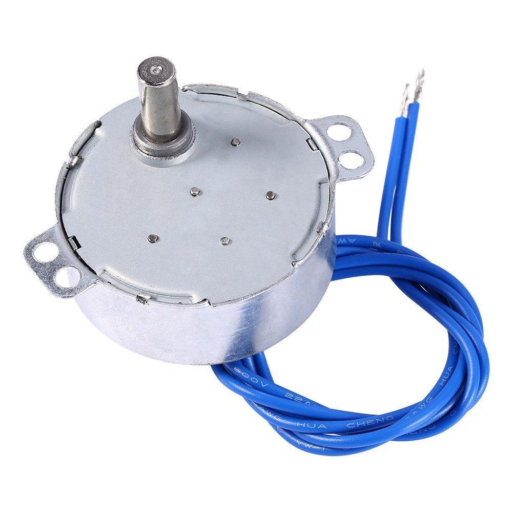 Metal Shell 8.3r//min AC 220VV 6W Watts 50Hz Fan Synchronous Motor