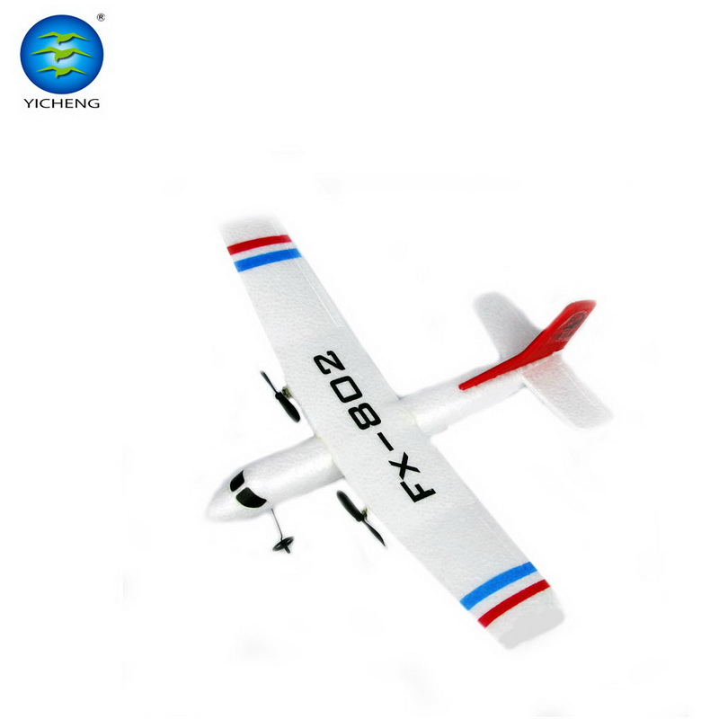 2019 Kids Airplane Toy Plastic Glider With R/C Model Plane 2 4G Remote  Control Toys, View plastic snow gliders, YICHENG Product Details from  Shantou