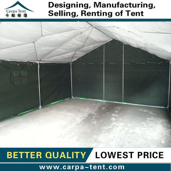 4m x 6m rain proof heavy duty canvas army tent canvas army marquees canvas  sc 1 st  Alibaba & 4m X 6m Rain Proof Heavy Duty Canvas Army TentCanvas Army ...