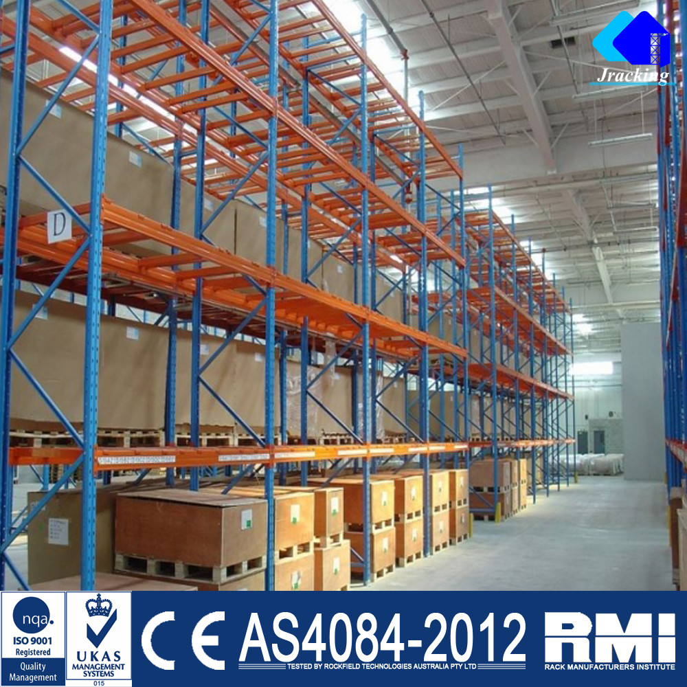 Jracking Wholesale Adjustable Industrial Storage Pallet Racking