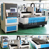 500w 1000w 2000w Stainless steel fiber laser sheet metal cutting machine I fabric laser cutting machine price