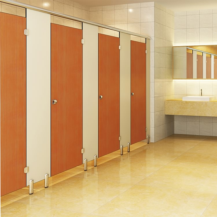 Aogao 20 series HPL board restroom stalls
