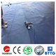 2mm polyethylene plastic geomembrane sheet for preformed pond and oil refinery equipment liner