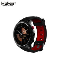 2018 new heart rate detector sport watch Phone smart watch 3G GPS / Camera / bluetooth / WIFI / MW10B