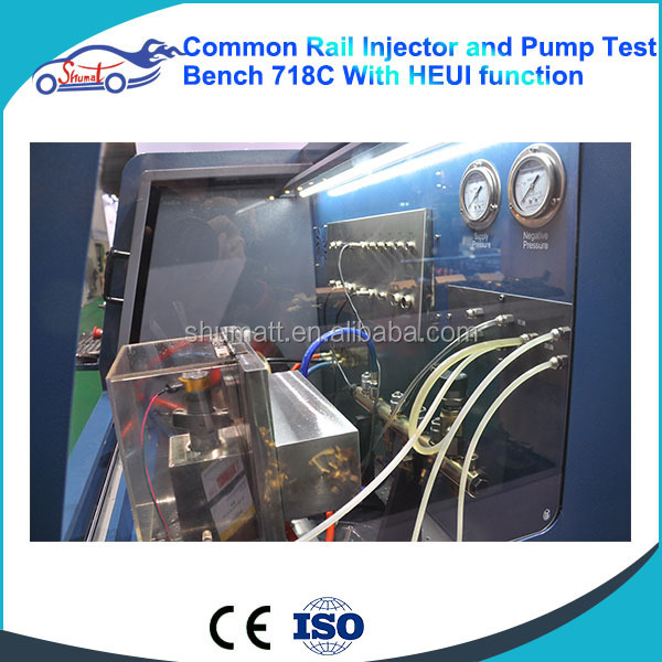 Common Rail Diesel Pump Test Bench/fuel injection pump calibration machine bos ch VP44 tester