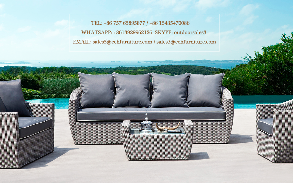 Foshan Walden Furniture Co., Ltd.   Rattan Outdoor Furniture