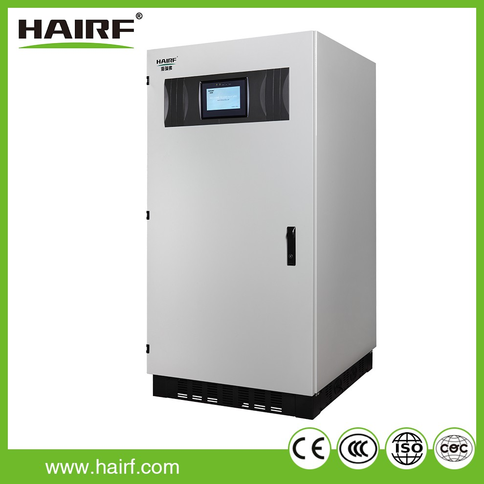 Hairf brand used for 3D printing UPS system