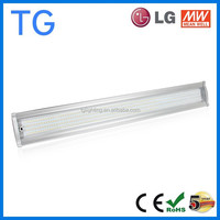 2016 hot sale factory price Aluminum housing AC100-240V 120lm/w 180w led high bay light lux