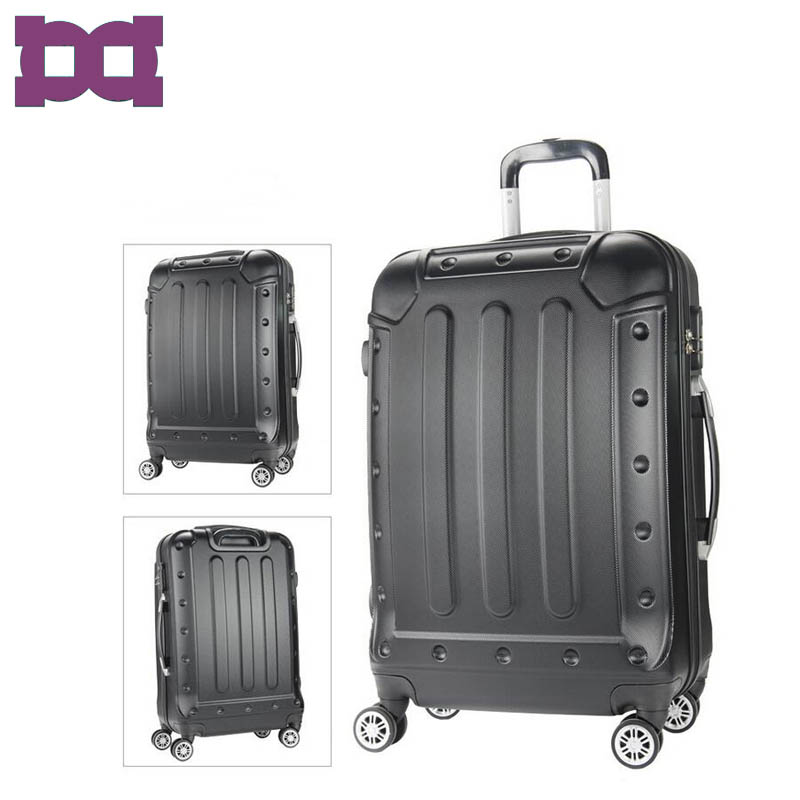 "Luggages Sets Glossy Suitcase Sets Hard Shell Spinner Trolley Expandable (20"", 24"" & 28"") TSA"