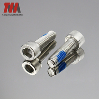 Best price stainless steel hex head bolts screw thread fix bolts
