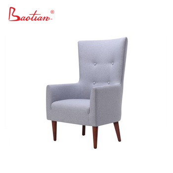 Surprising High Back Chair Accent Chair Design For Hotel Room Furniture View Living Room Chairs Baotian Product Details From Foshan City Shunde District Ibusinesslaw Wood Chair Design Ideas Ibusinesslaworg