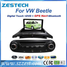 ZESTECH car dvd gps navigation for VW Beetle car dvd gps navigation system tv dc with dvd mp5 player