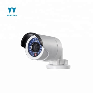 4MP WDR Fixed HD IR Night Vision compatible with Hikvison motion Detection OEM DS-2CD2042WD-I Network Bullet IP Camera