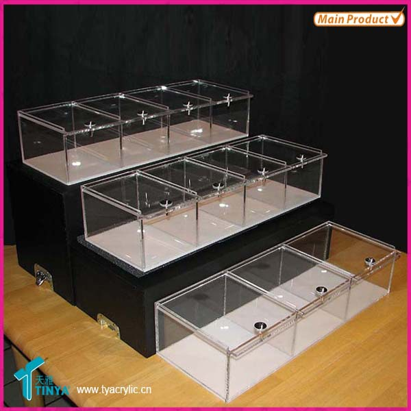 High Quality Custom Clear Acrylic Shoe Boxes For Sneaker Wholesale  Plexiglass Shoe Box Factory Wholesale