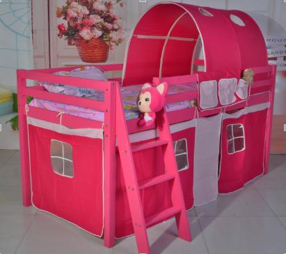 2015 de la moda de madera litera cama para niños alta calidad ...