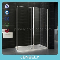 Walk-in Shower Cabin/Panel CE with certificate
