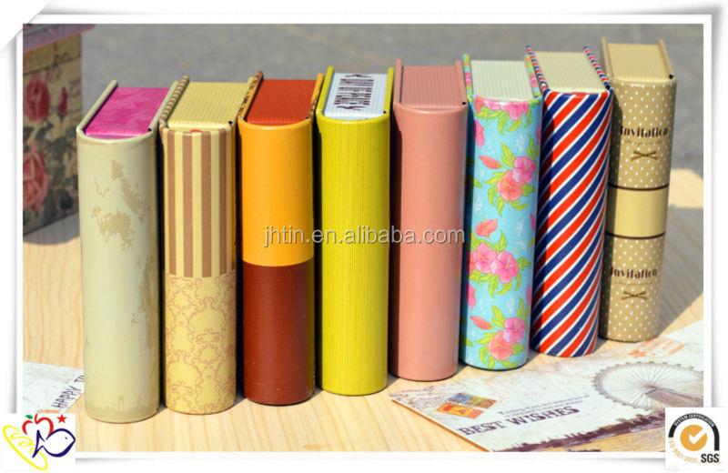 Decorative Fake Book Boxes Awesome Decorative Book Shaped Tin Boxesmetal Tin Boxes Supplier Fake 2018