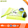 250gsm microfiber eyewear cleaning cloth