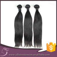 Straight Extension Virgin Brazilian Human Hair