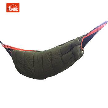 New Style Tree Hanging Hammock Sleeping Bag Traveler Outdoor Bed