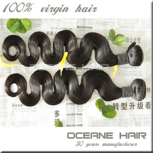 Highest quality new style 50 inch virgin hair