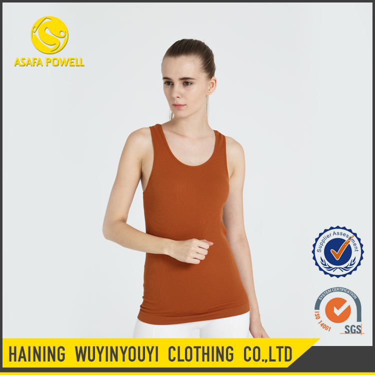 New Fit And Tight For Body Mesh Insert Gym Tank Tops Women Wholesale Fitness Clothing