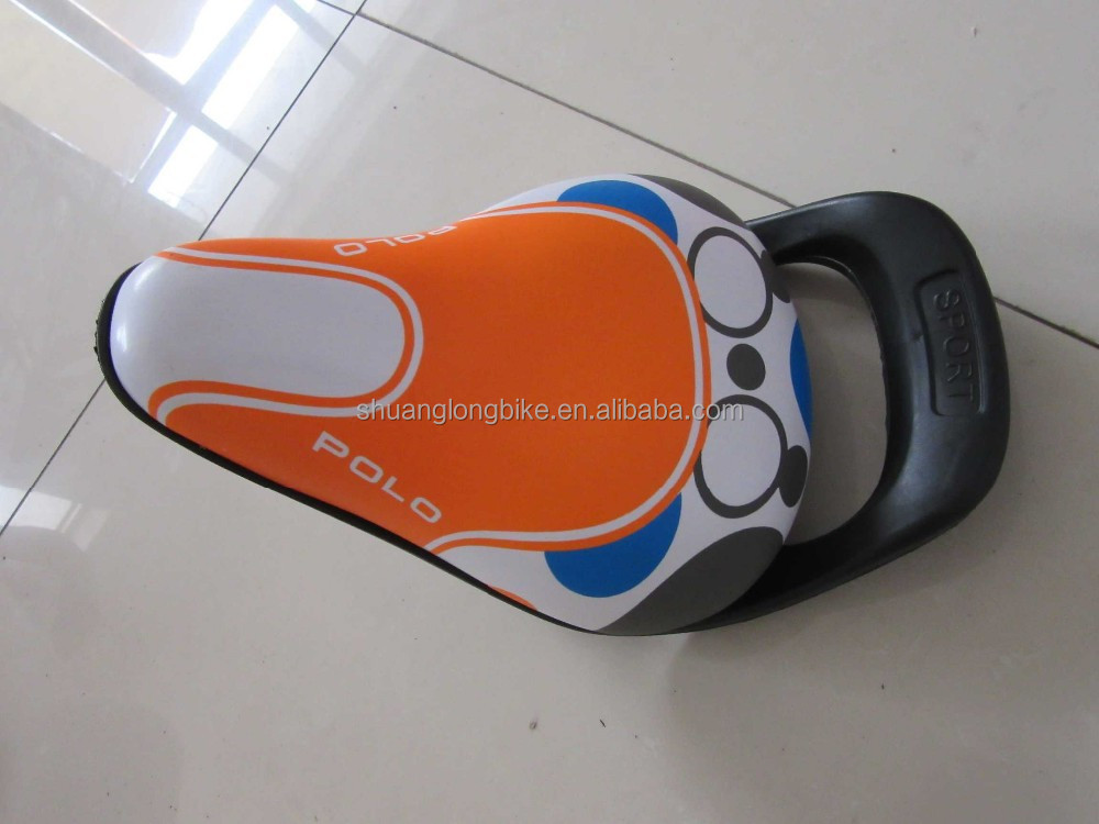 Comfortable Bicycle Saddle kids Bike Seat / Bike Saddle ISO9001