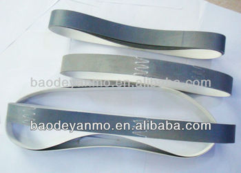 Diamond Sanding Belts For polishing ceramic knife