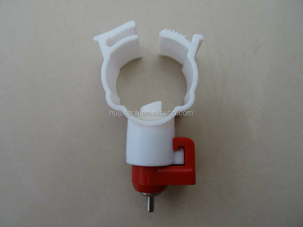 good price! automatic poultry nipple drinking system / chicken drinker HJ-N2